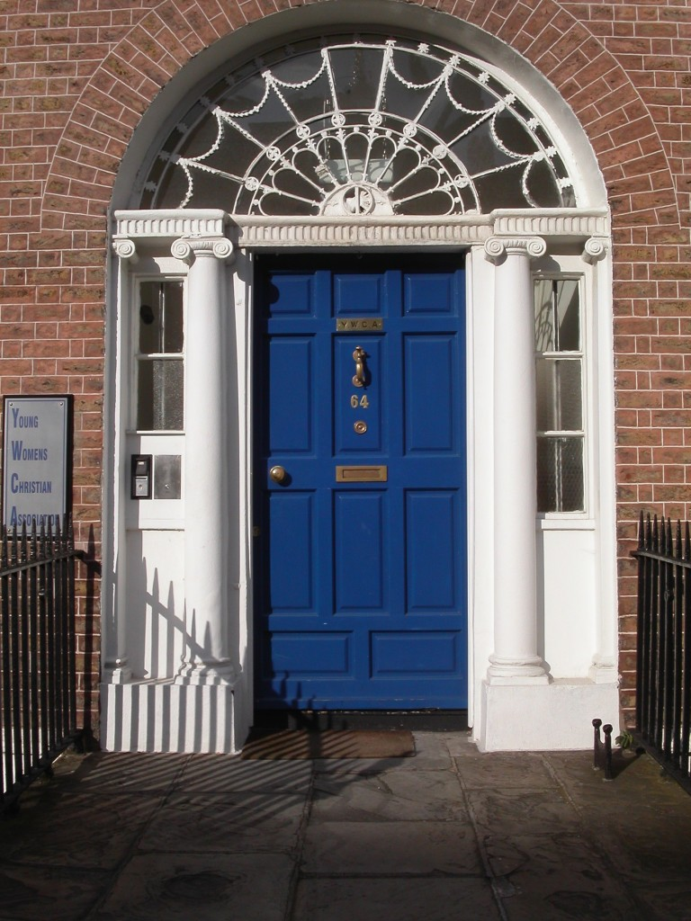 Doors of Georgian Dublin