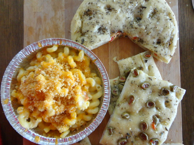Mac & Cheese and Comforting Casseroles: Wood-Fired Oven