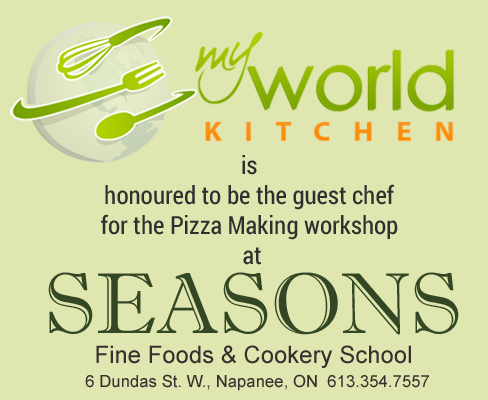 Pizza Making Cooking Class