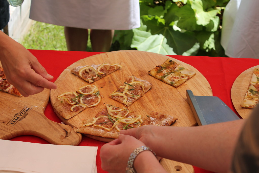 Pizza Making Workshop with Seasons Fine Foods