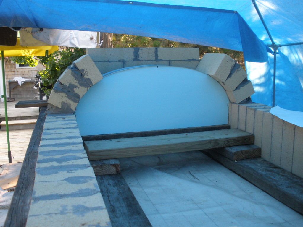 Wood-Fired Oven ~ Dome