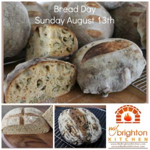 Bread Day Collage - Aug 13 2017